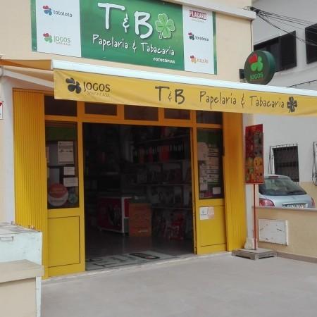 Papelaria Tabacaria T&B