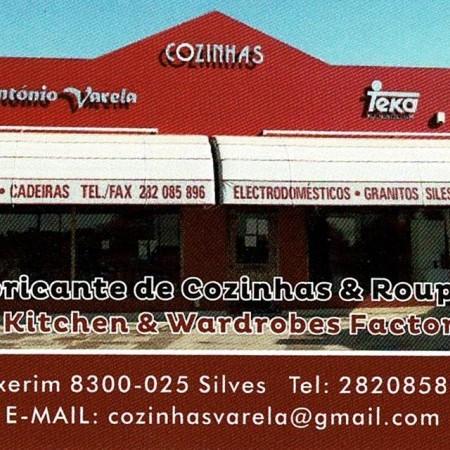 António Varela - Cozinhas e Equip. Lda
