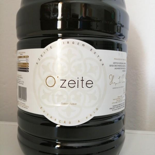 Garrafao de azeite