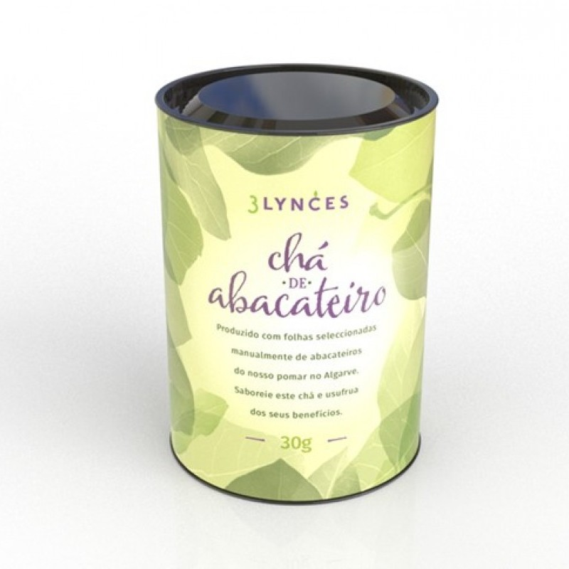Chá de abacateiro