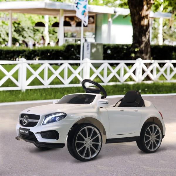 Mercedes Benz GLA (6V) a bateria com comando